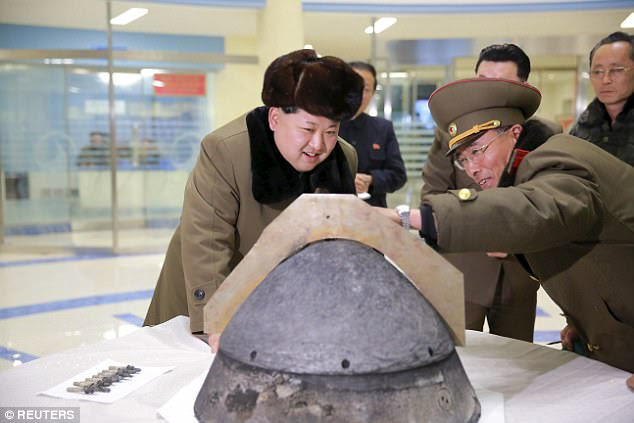 North Korea has conducted five nuclear tests and a series of missile launches, in defiance of U.N. sanctions, and is believed by experts and government officials to be working to develop nuclear-warhead missiles that could reach the United States