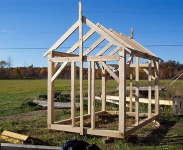Timber Frame Shed Plans Free Shed Plans With Covered Porch