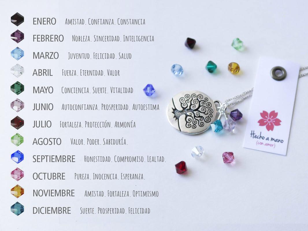 Colgante Arbol De La Vida Sakura Handcrafted Jewelry