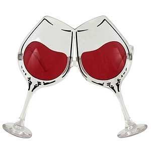Elope Red Wine Glasses