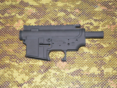 Cuerpo Diemaco-Colt Canada Vista Perfil 1