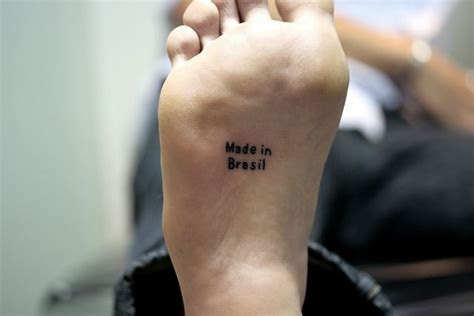 "Tattoo ""Made in Brasil""   tattoos   Pinterest   Photos and"