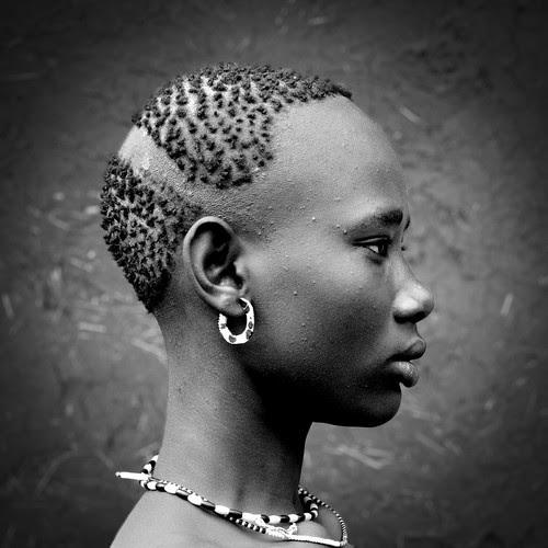 Bodi trobe haircut Ethiopia por Eric Lafforgue