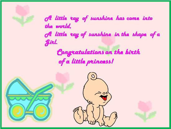 30 New Baby Born Quotes Congratulate Pelfusioncom