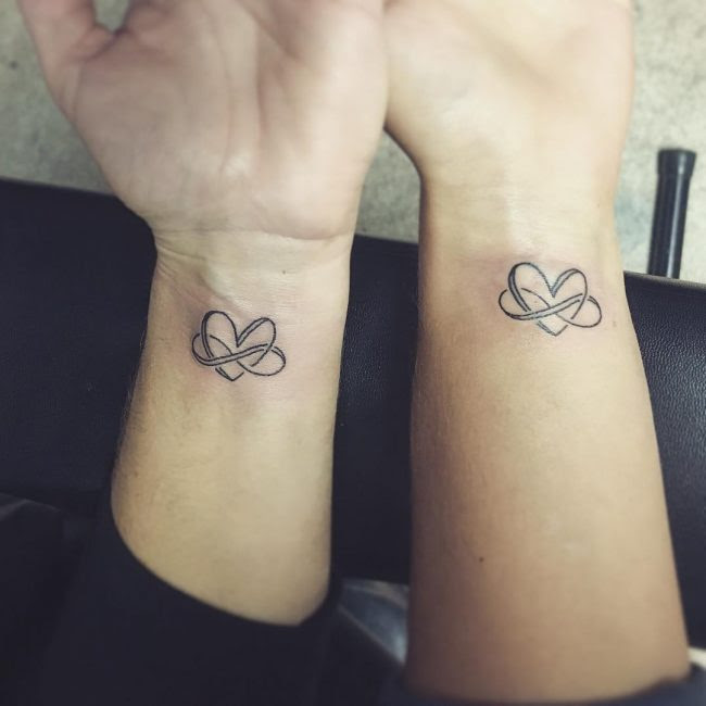 90 Sweet Matching Mother Daughter Tattoo Designs Meanings 2018