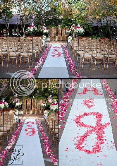 Wedding ceremony at Deerpark on Biltmore Estate