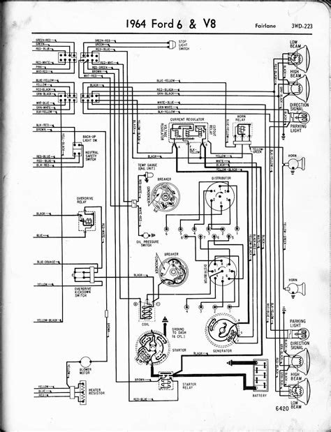 1965 Ford Mustang Starter Solenoid Wiring | Wiring Diagram