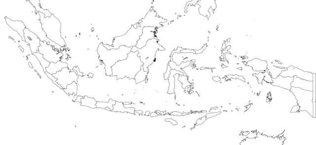 Cara Mewarnai Peta Indonesia