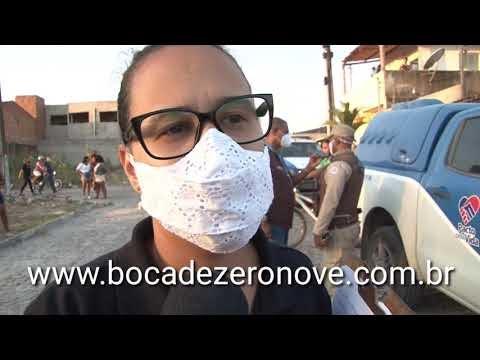 HOMENS MATAM TESTEMUNHA DE CRIME EM FEIRA DE SANTANA
