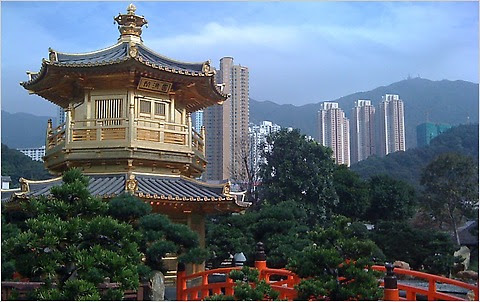 A Green and Gold Gem in Hong Kong