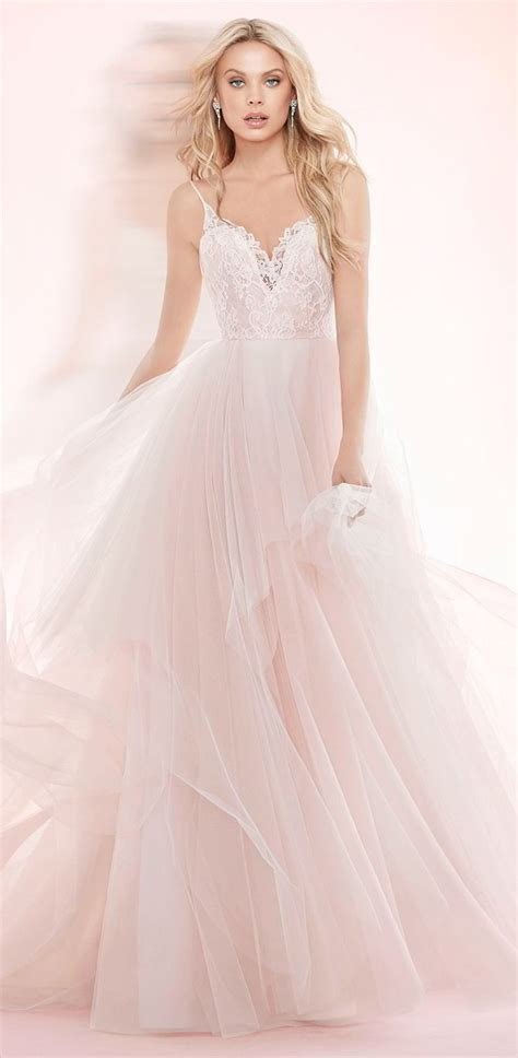 Blush by Hayley Paige Spring 2017 Wedding Dresses   World