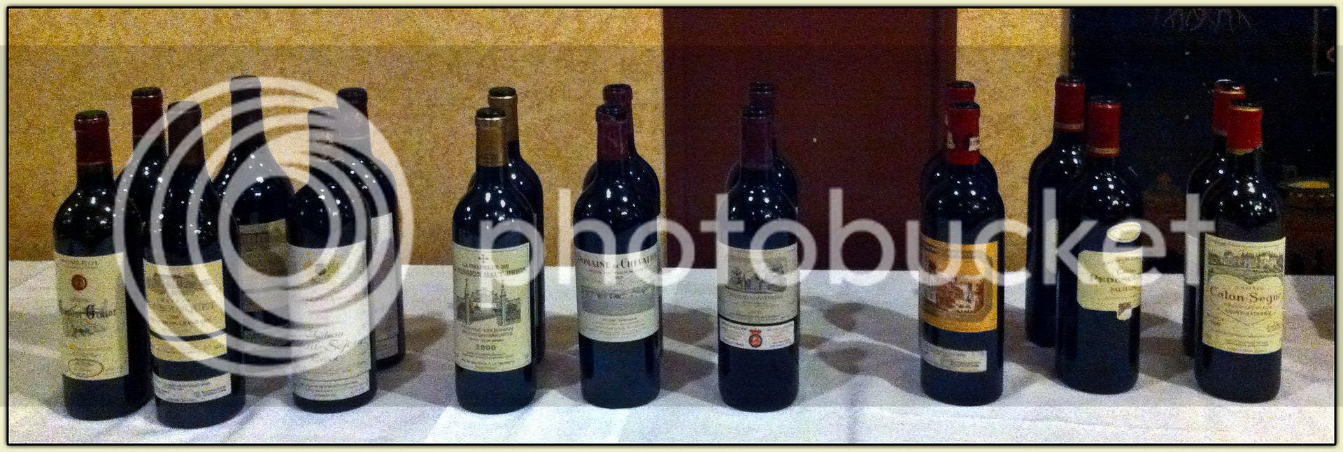 Bordeaux of 2000