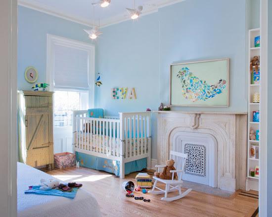 Simple Baby Nursery Arrangement Ideas for a Nursery Room ...