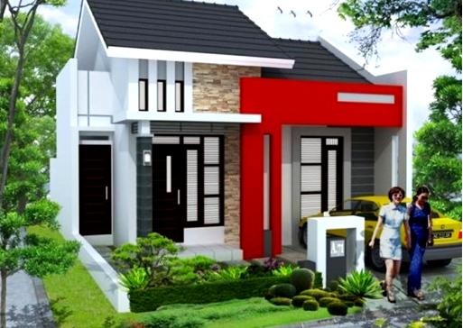 760+ Gambar Desain Rumah Sederhana Kelihatan Mewah Gratis Terbaru Download