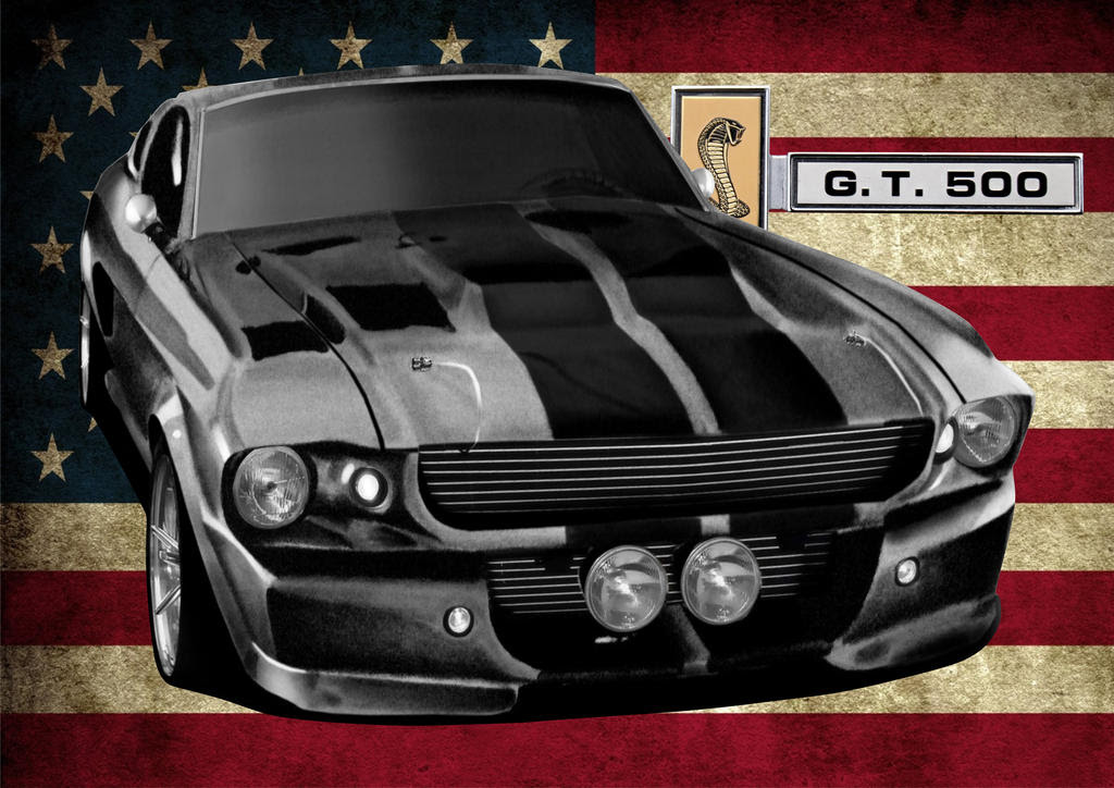 1967 Ford Mustang GT 500 Eleanor Specs,Price, Engine - New ...