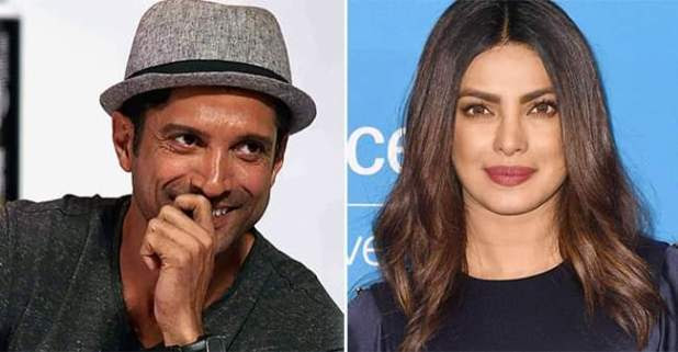 """'Sky is Pink': Farhan Akhtar while again working with Priyanka Chopra says – """"we are friends who are teaming up"""""""