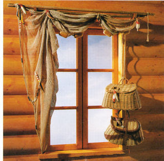 Cheap Window Treatment Ideas SweetHomeDesignIdeas.