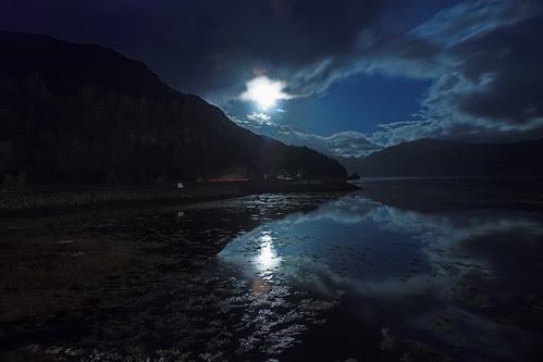 Loch Duich from Eilean Donan