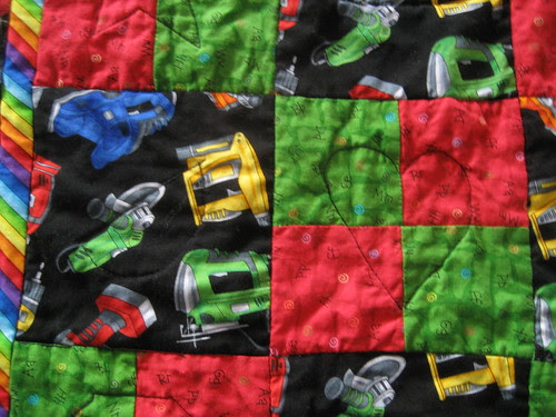 Quilt for Kids Detail