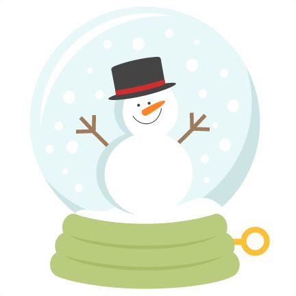Snowman Snow Globe SVG scrapbook title winter svg cut file snowflake svg cut files for cricut cute svgs free