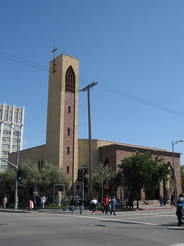 (Site of) St Joseph's Church