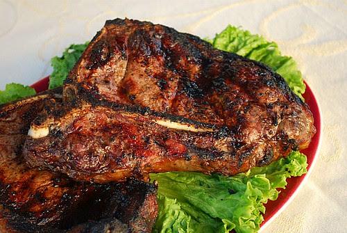 Bistecca alla Fiorentina (Tuscan Porterhouse Steak)