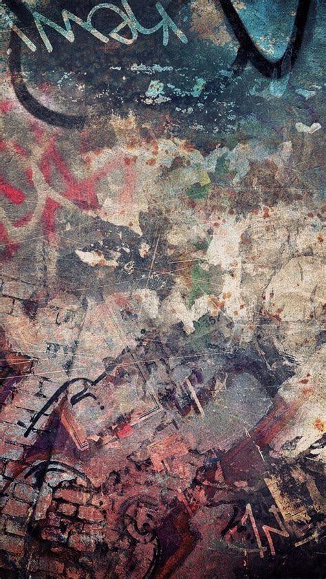 grunge graffiti texture iphone  wallpaper hd