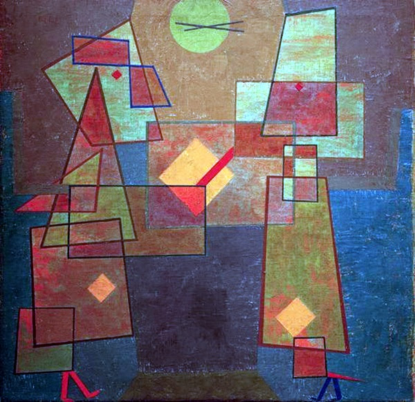 Excellent Examples Of Cubism Art Works (3)