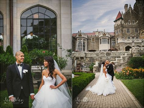 Casa Loma Wedding Photos // Lorraine   Dexter