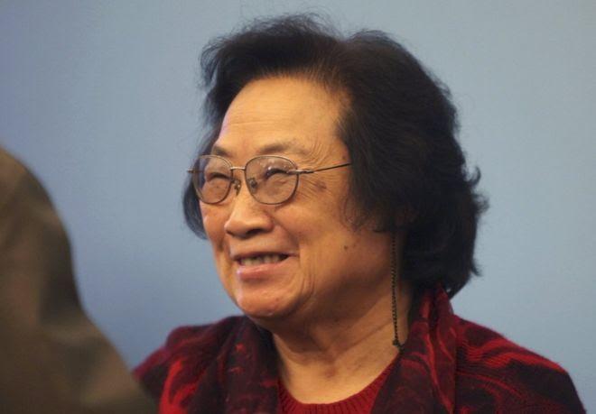 Nobel Y học, Trung Quốc, phụ nữ, Tu Youyou