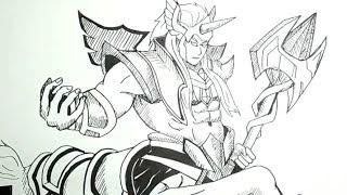 Label Untuk Postingan Gambar Mewarnai Hero Mobile Legends Martias Db21