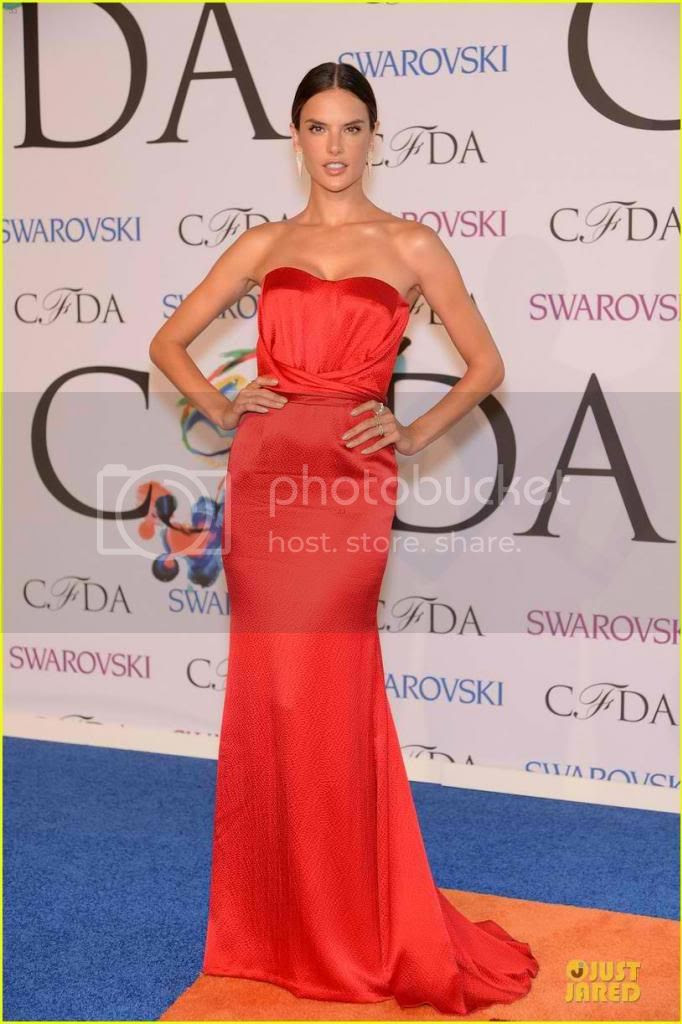 2014 CFDA Awards Red Carpet Fashion Styles Alessandra Ambrosio photo alessandra-ambrosio-cfda-awards-2014_zps18455488.jpg