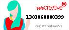 Safe Creative #1303060800399 Yolanda Olmedo