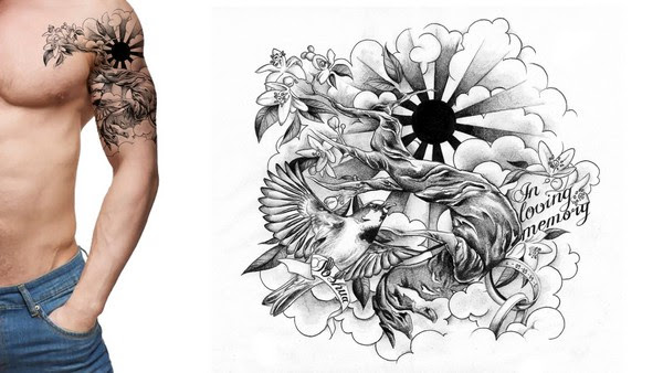 Designs For Tattoos Drawing At Getdrawingscom Free For Personal