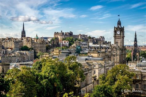 Edinburgh   City in Scotland   Sightseeing and Landmarks