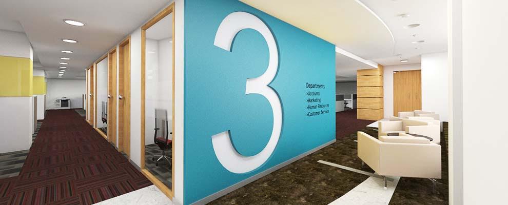 Corporate Interior Design Real Estate Business Center Leasing
