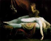 """The Nightmare"" by Johann Heinrich Fussli, 1781"