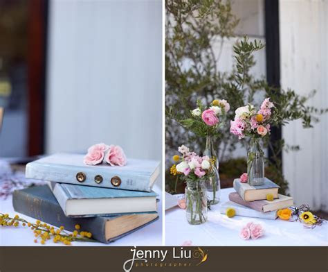 Library Themed Weddings
