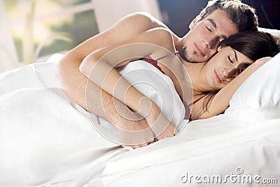 Hugging Couple Stock Photos - Image: 26056223