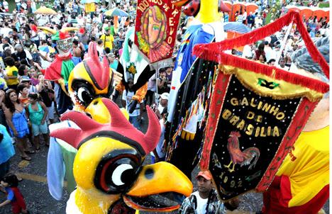 Resultado de imagem para carnaval DF