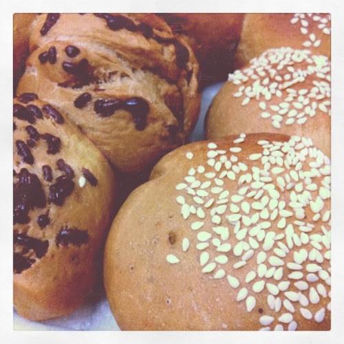 Coffee bun! ^^  (Taken with instagram)