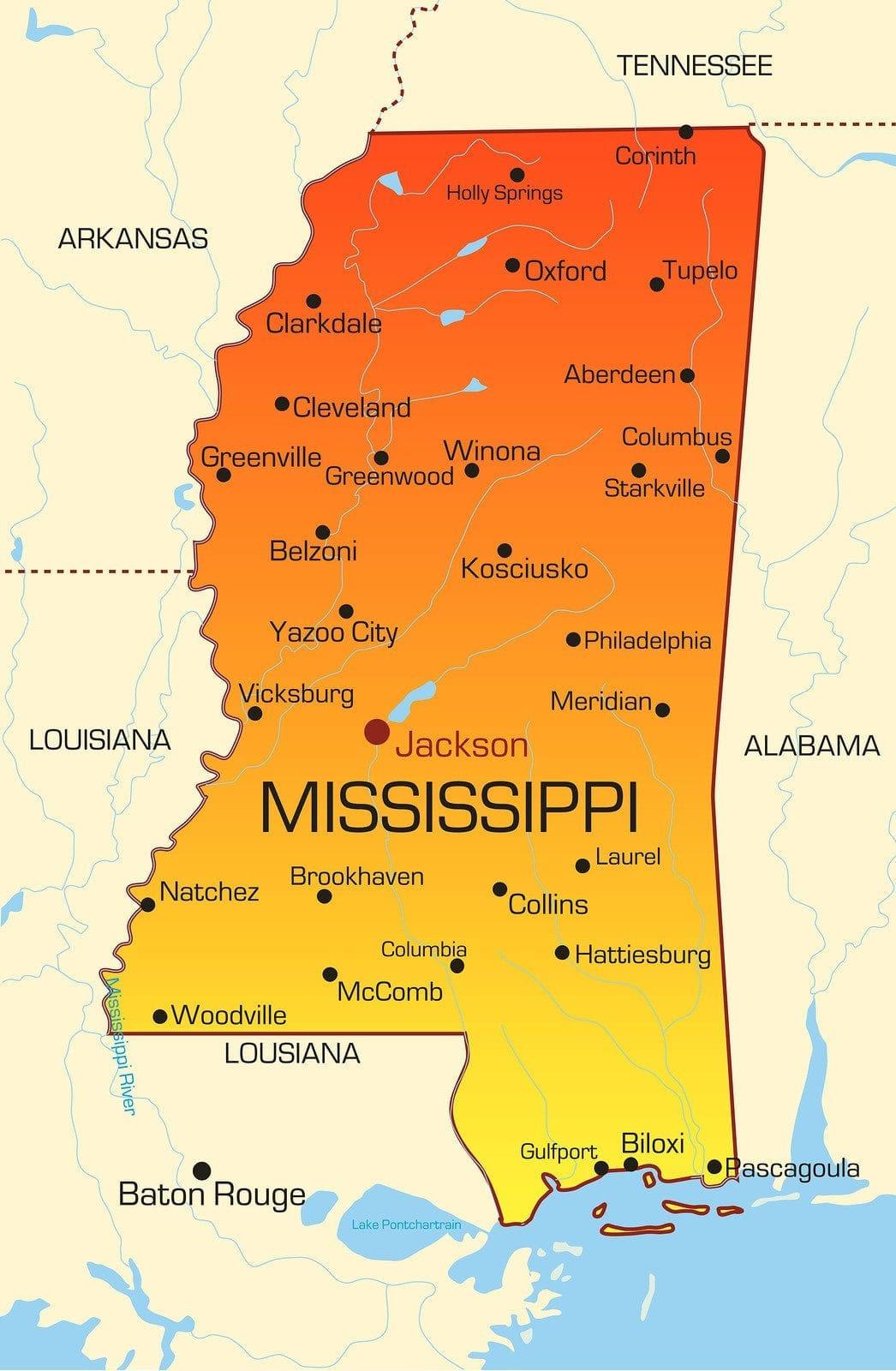 bigstock Mississippi 4640673