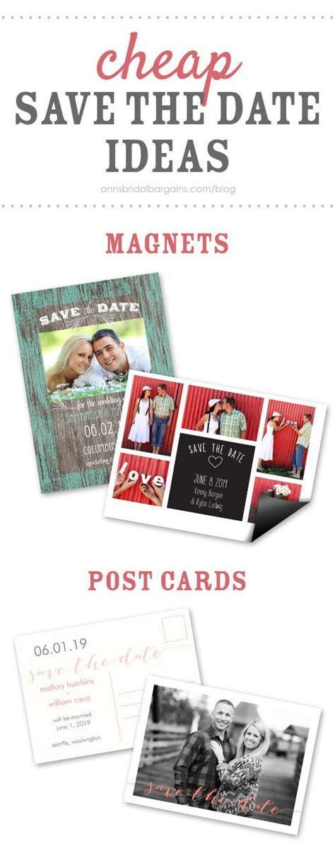 1000  ideas about Cheap Save The Dates on Pinterest   Save
