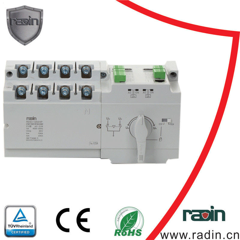 Generator Automatic Transfer Switch Wiring Diagram Free Rds3 B Tuv Ce Approved