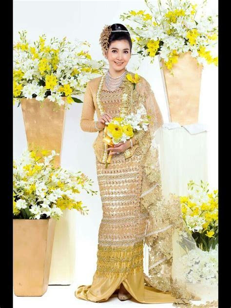 11 best burmese weeding images on Pinterest   Burmese