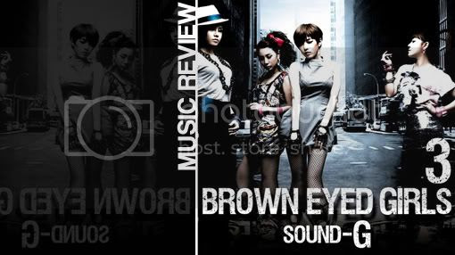 Album review: Brown eyed girls - Sound G