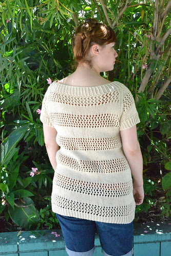 Back of Lace Stripes
