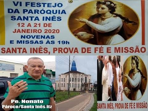 Festejos Em Honra a Santa Inês, Em Imperatriz, Começa dia 12.