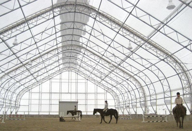 horse barn plans with indoor riding arena
