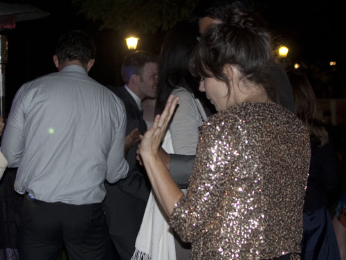 sequins, dancing